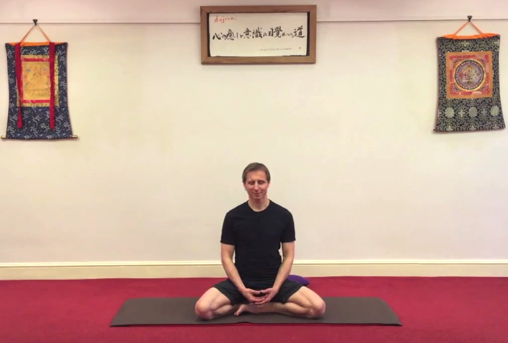 Relaxation Through Meditation