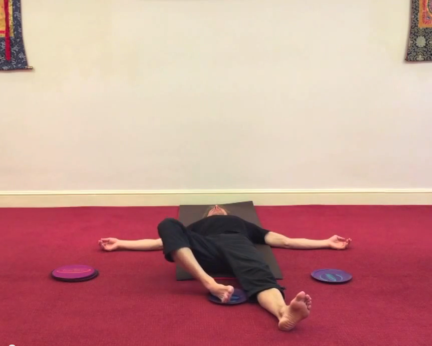 Hip Release Part 2 – Glide Your Way to More Flexible Hips
