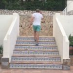 Train with Danny – Walking Up Stairs